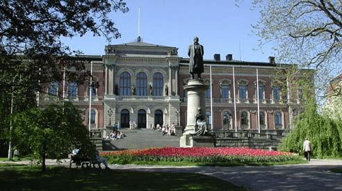 universities in Sweden