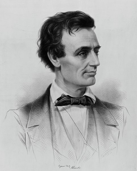 Abe Lincoln 1860