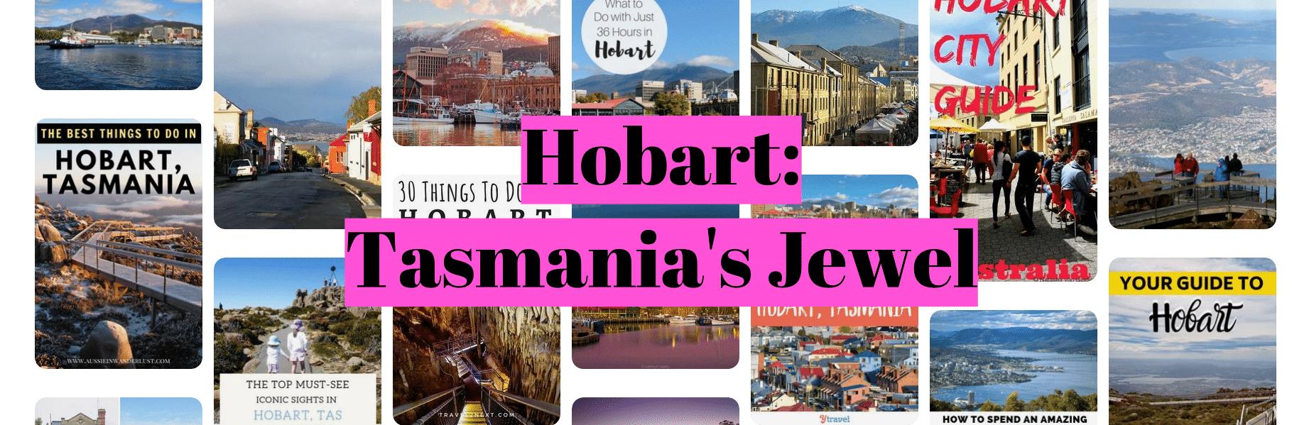 Hobart: Tasmania's Jewel