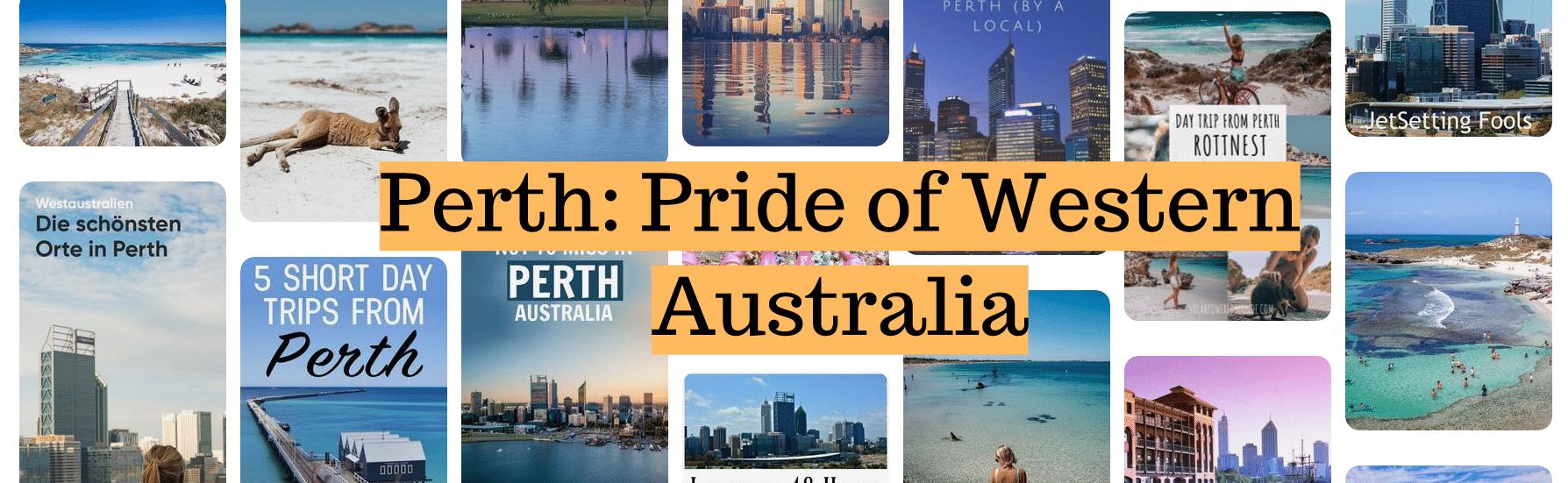 Perth Pride of Western Australia