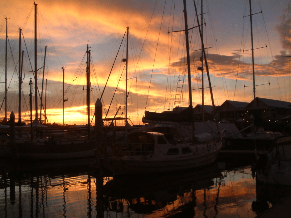 Destination Darwin -a seafarer's paradise
