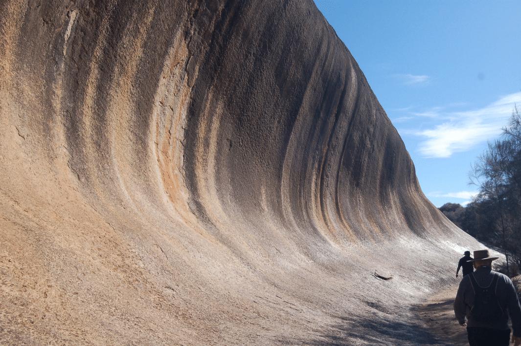 Sensational Wave Rock