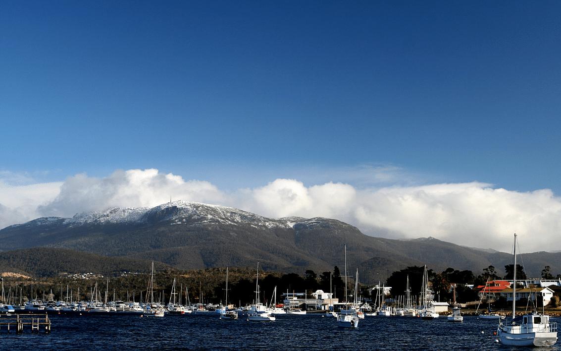 Stunning Mt. Wellington