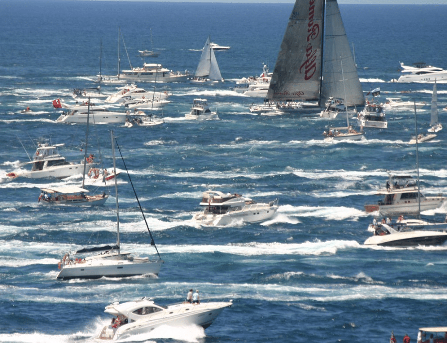 Summer Attraction - The Sydney to Hobart Yacht Race