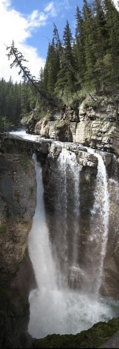 the Upper Falls,