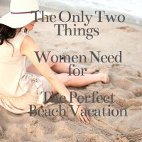 Tips for Packing for a Beach Vacation – Finding The Perfect Swimsuit